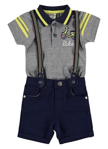 Civil Baby Erkek Bebek Takım Sarı